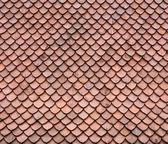 Telhado de madeira — Foto Stock