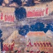 Ancient Thai Mural — Stock Photo