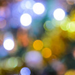 Bokeh light background — Stock Photo