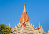 Ananda temple, Myanmar — Stock Photo