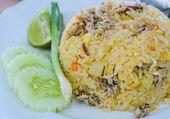 Thai Fried rice — Stock Photo