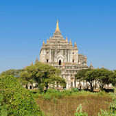 Thatbyinnyu temple, Myanmar — Stock Photo