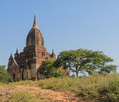 Bagan pagoda, Myanmar — Stock Photo