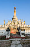 Burmese pagoda — Stock Photo