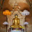 Bagan buddha statue — Stock Photo