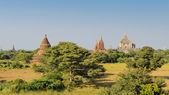Pagodas Of Bagan, Myanmar — Stock Photo