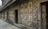 Shwenandaw Monastery , Myanmar — Stock Photo