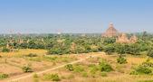 Bagan, myanmar'ın antik kenti — Stok fotoğraf