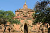 Sulamani temple in Bagan, Myanmar — Stock Photo