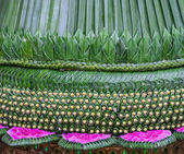 Traditional Thai decorative pattern — Foto Stock