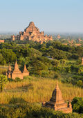 Aancient temples in Bagan, Myanmar — Stock Photo
