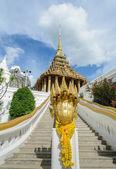 Temple of Buddha's footprint, Thailand — Stock Photo