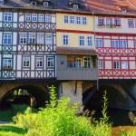 Erfurt kraemerbruecke 21 — Foto de Stock