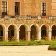 Stock Photo: Aranjuez Palacio Real 05