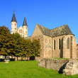 Foto Stock: Magdeburg abbey 02
