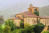 Valdenoceda kirche - valdenoceda kilisesi 01 — Stok fotoğraf