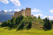 Nauders Burg - Nauders castle 02 — Stock Photo