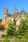 Magdeburg cathedral 01 — Stock Photo