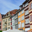 Erfurt half-timbered 09 — Stock Photo