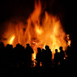 Hexenfeuer - Walpurgis Night bonfire 51 — Stock Photo #12832441