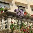 Stock Photo: Split balcony 04
