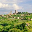 San Gimignano 10 — Stock Photo