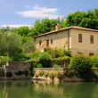 Bagno Vignoni 02 — Stock Photo