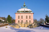 Moritzburg Little Pheasant Castle — 图库照片