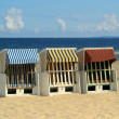 Stock Photo: Strandkorb - beach chair 16