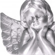 Engel - angel 10 — Stock Photo
