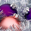 Weihnachtskugel - christmas ball 28a — Stock Photo