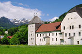 Sterzing Kloster - Sterzing abbey 02 — Stock Photo