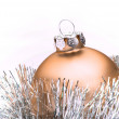 Stock Photo: Weihnachtskugel - christmas ball 55