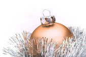 Weihnachtskugel - christmas ball 55 — Stock Photo