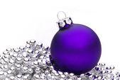 Weihnachtskugel - bola de Navidad 65 — Foto de Stock