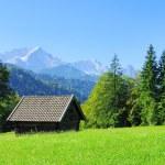 Zugspitze 05 — Stock Photo