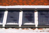 Solaranlage - solar plant 84 — Stock Photo