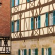 Stock Photo: Bamberg Fachwerkhaus - Bamberg half-timber house 03