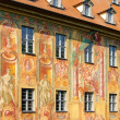 Stock Photo: Bamberg Rathaus Detail - Bamberg townhall detail 02