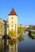 Prag Moldau - Prague Moldau 02 — Stock Photo