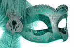 Maske freigestellt - máscara aislado 09 — Foto de Stock
