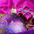 Weihnachtskugel - christmas ball 83 — Stock Photo