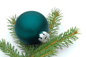 Weihnachtskugel - christmas ball 40 — Stock Photo