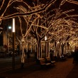 Berlin Unter den Linden Weihnachten - Berlin Under The Linden Trees christmas 01 — Stockfoto