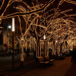 Berlin Unter den Linden Weihnachten - Berlin Under The Linden Trees christmas 01 — Stock Photo