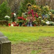 Photo: Friedhofsgesteck - floral arrangement cemetery 10