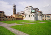 Kathedrale von lucca - lucca kathedrale 01 — Stockfoto