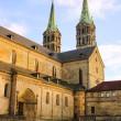 Bamberg Dom - Bamberg cathedral 01 — Stock Photo