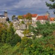 Stock Photo: Hohnstein Burg - Hohnstein castle 01
