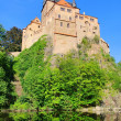 Kriebstein Burg - Kriebstein castle 02 — Stock Photo